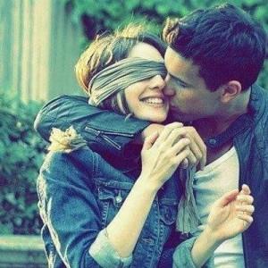 (El amor romántico.)