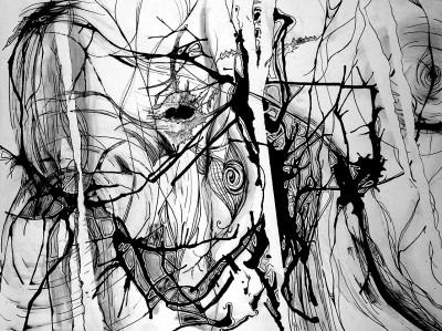 (Arte Abstracto.)