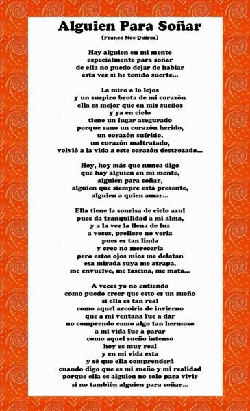 (Ejemplo de Poema.)