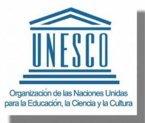 (Significado de siglas UNESCO. Logo.)