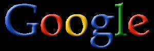 (Significado de Google. Logo.)