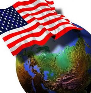 (Ilustración de la hegemonía de EE.UU.)