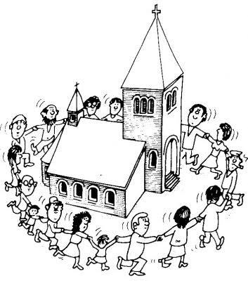 (Iglesia es un término polisémico)