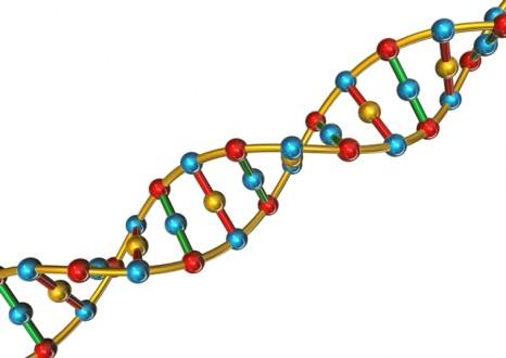 Significado de adn for Que significa molecula