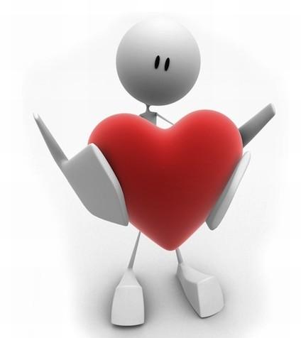 (El 14 de febrero se festeja San Valentín, el día de los enamorados)