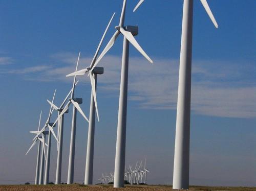 (El viento es una fuente de energía)