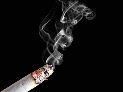 (Fumar es un vicio)