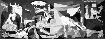 (La Guernica, de Picasso, es una obra vanguardista)
