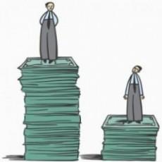 (La relación entre el salario real y el nominal no es directa)