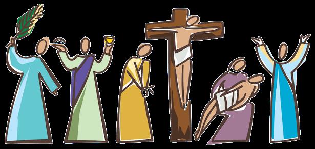(Semana Santa. Ilustración)