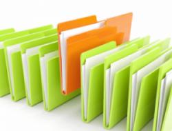 (Un archivo es un conjunto de documentos)