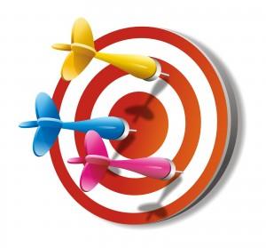 """(""""Target"""" significa """"meta"""")"""